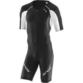 ORCA Core SS Race Suit Men black-white